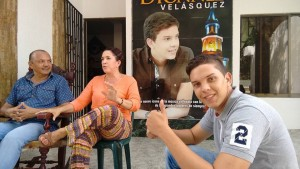 Nelson, Alcira y Dyionel