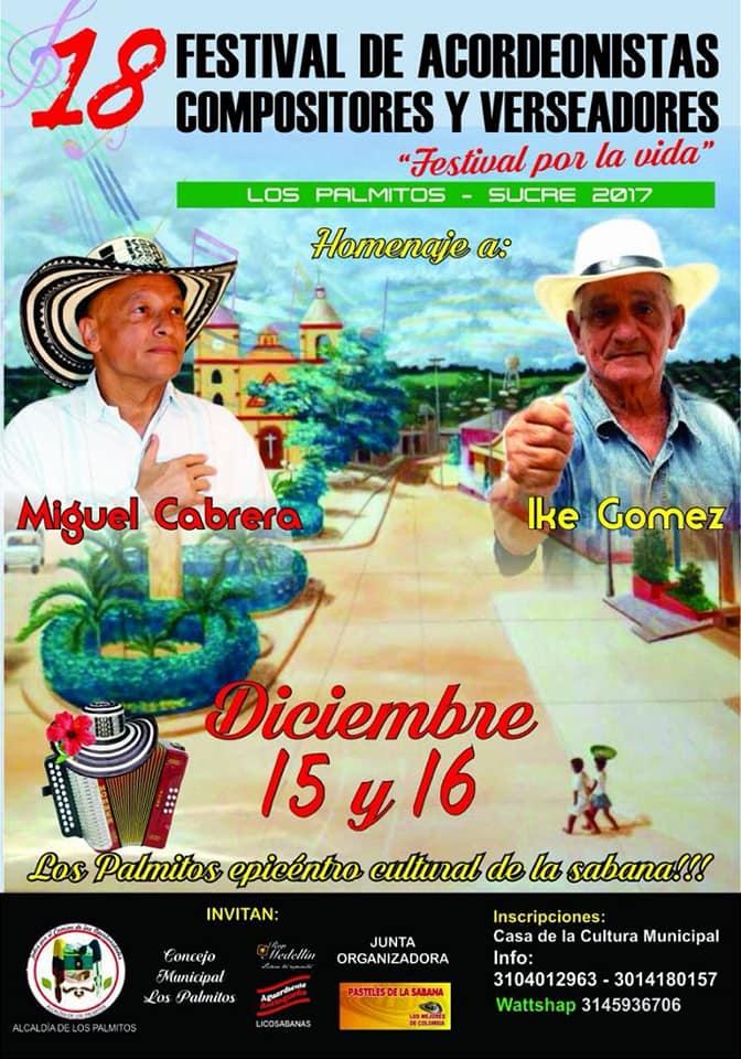 Miguel Cabrera Castilla e Ike Gomez los homenajeados