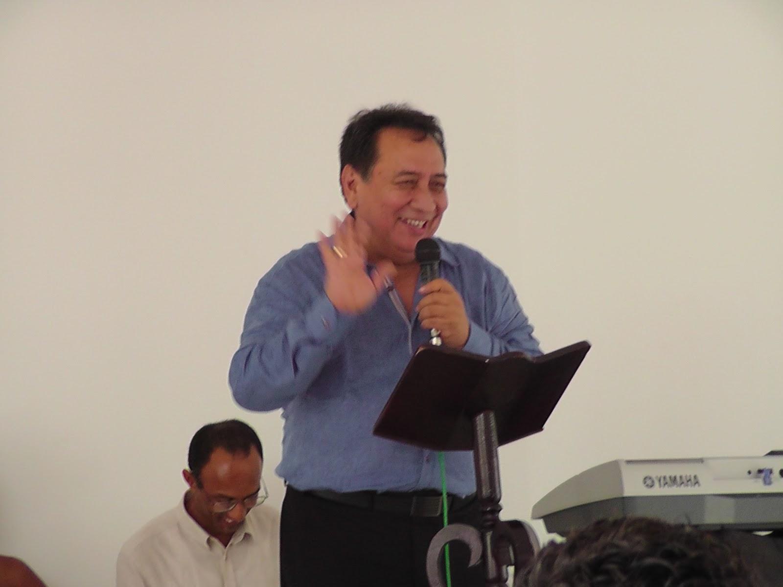 Lau, un padre carismático y con 40 años de maravillosa experiencia!